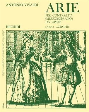 Arie per contralto/mezzosoprano da opere