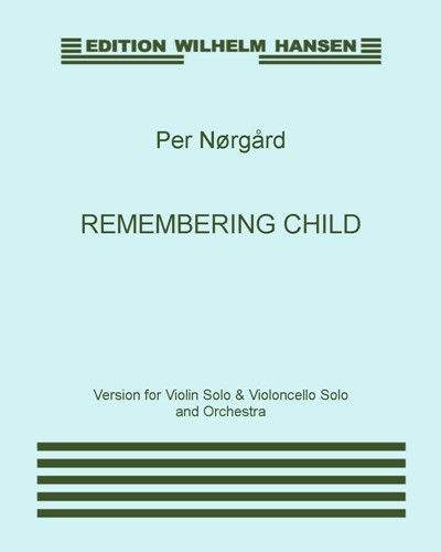 Remembering Child