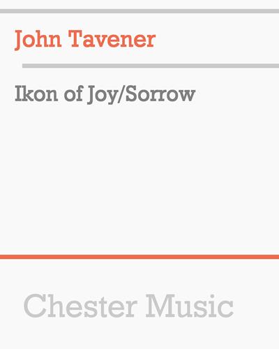 Ikon of Joy/Sorrow