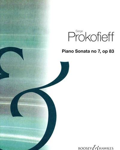 Piano Sonata No. 7, op. 83