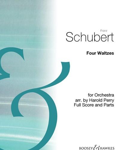 Four Waltzes (Grade C)