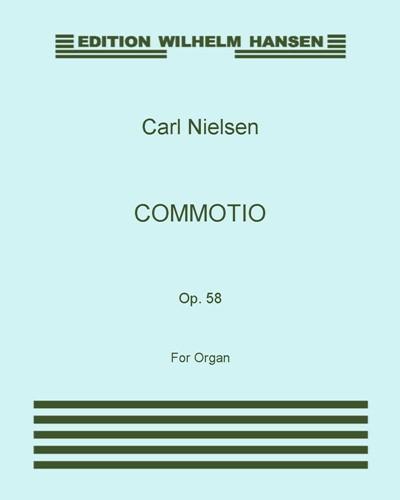 Commotio, Op. 58