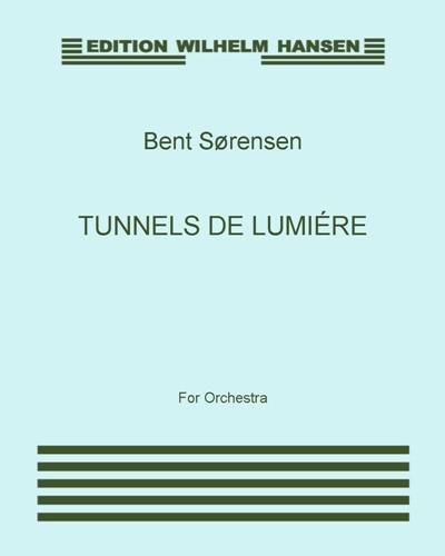 Tunnels de lumiére