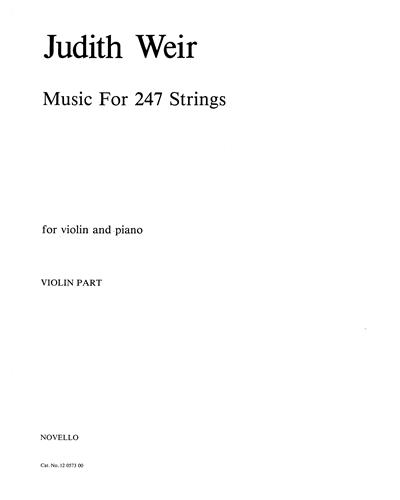 Music for 247 Strings
