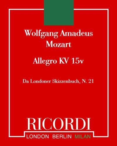Allegro KV 15v