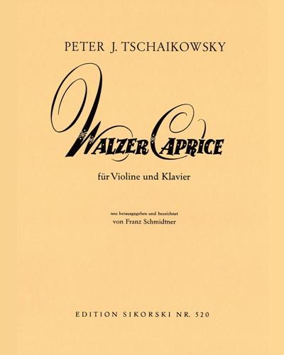 Waltz-Caprice