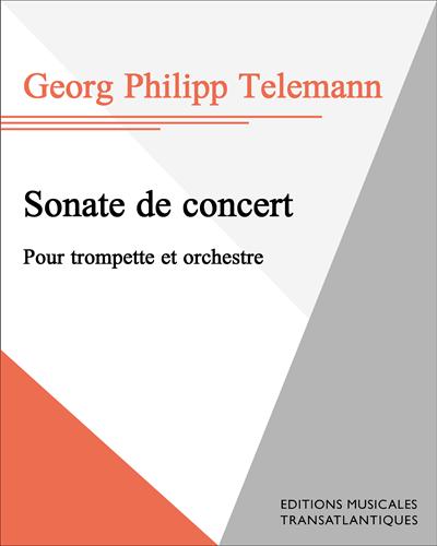 Sonate de concert