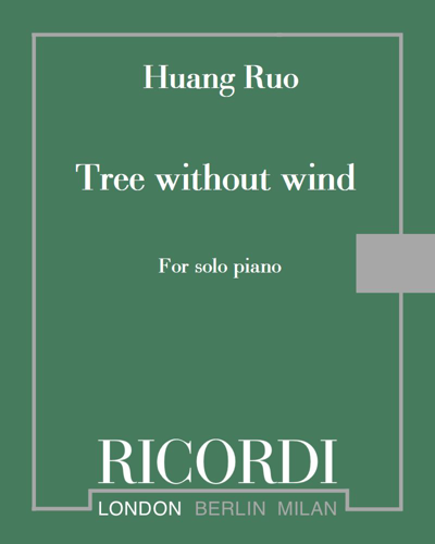 Tree without wind