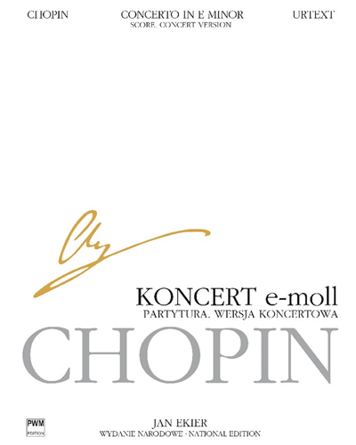 Concerto in E minor, op. 11 (National Edition)