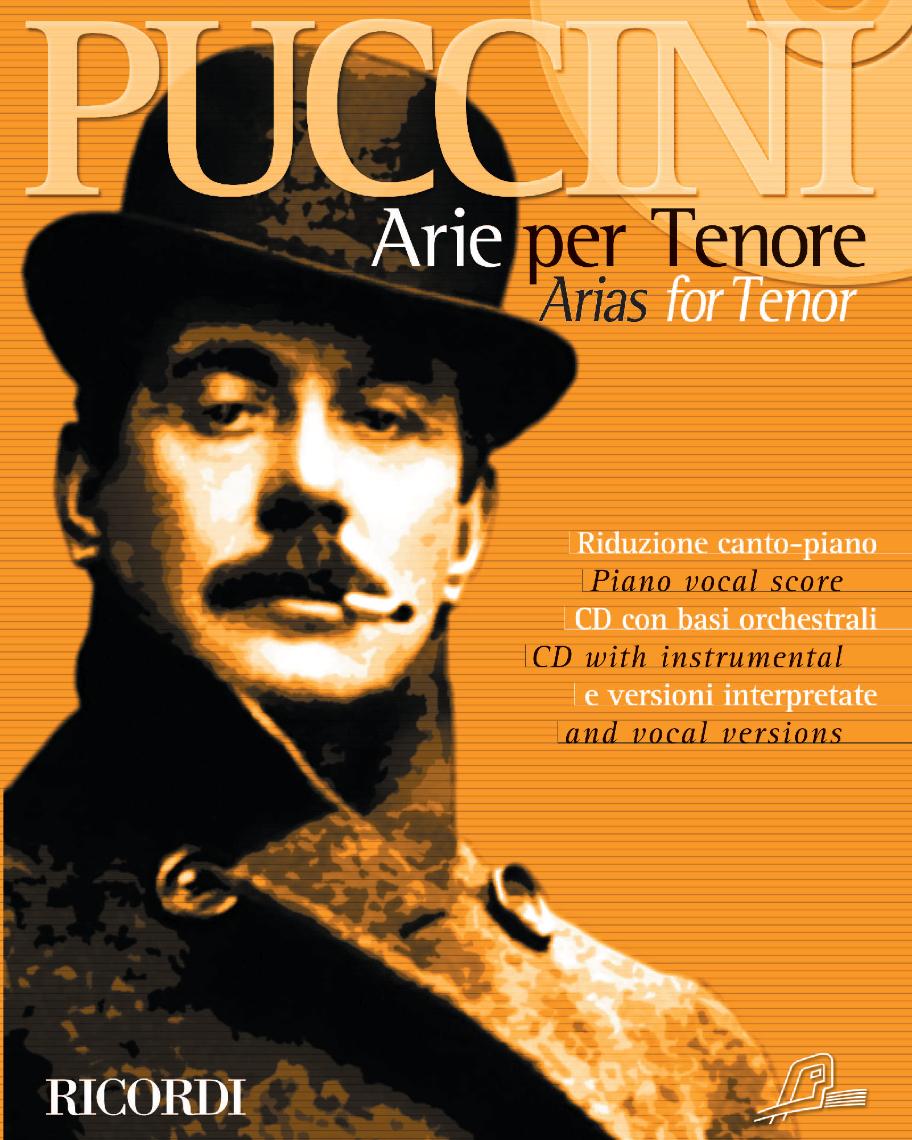 Arie per tenore, Vol. 1