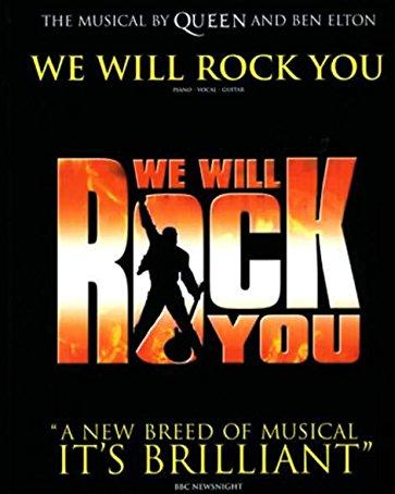 I Want To Break Free (from We Will Rock You)