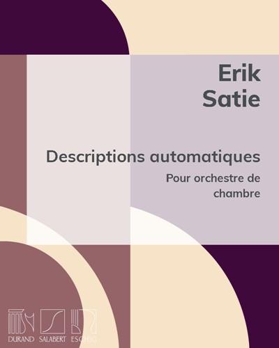 Descriptions automatiques