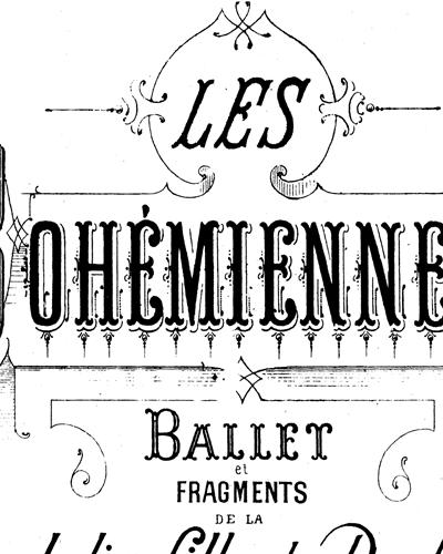 Les Bohémiennes