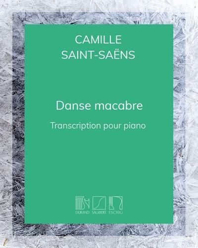 Danse macabre - Transcription pour piano (T. Ritter)