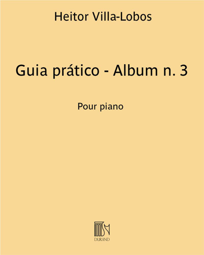 Guia prático - Album n. 3