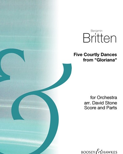 Five Courtly Dances