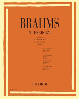 51 Esercizi per pianoforte Vol. 2 (n. 26 a 51)