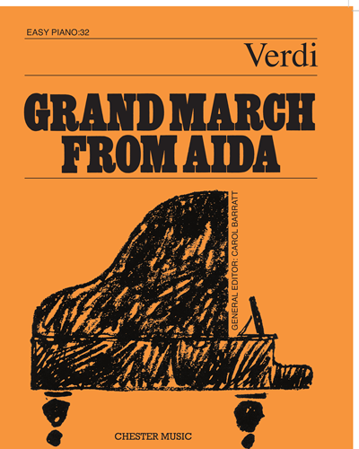"""Grand March (from """"Aida"""")"""