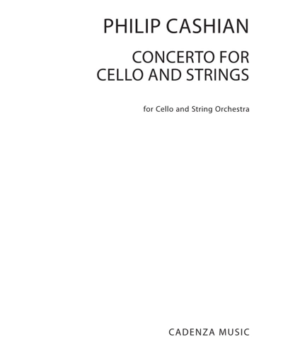 Concerto for Cello and Strings