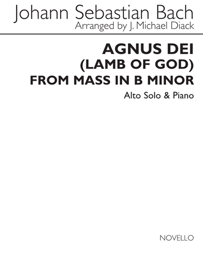 "Agnus Dei (from ""Mass in B minor"")"