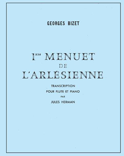 L'Arlésienne Menuet No. 1