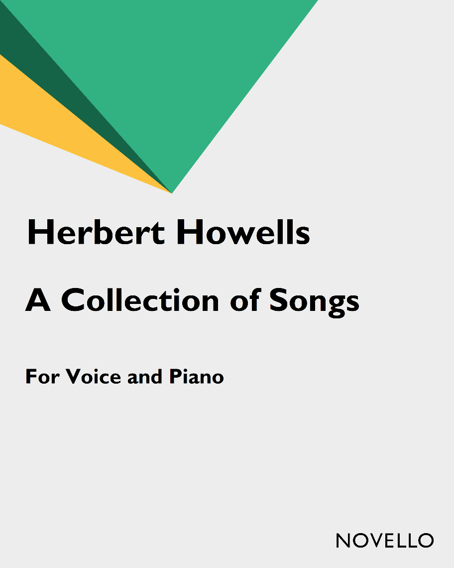 A Collection of Songs for Voice and Piano
