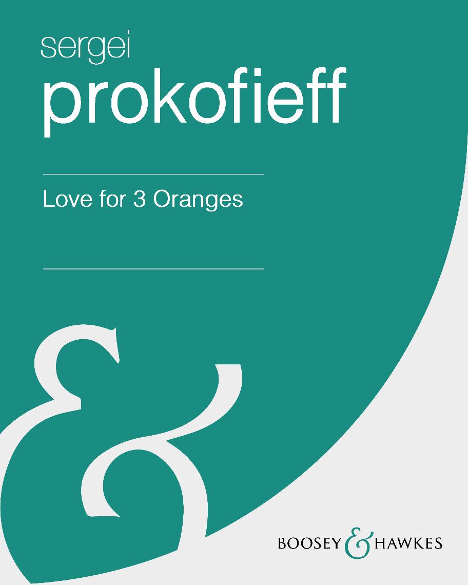 Love for Three Oranges, op. 33