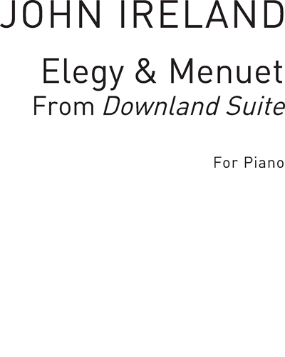 "Elegy & Menuet from ""Downland Suite"""
