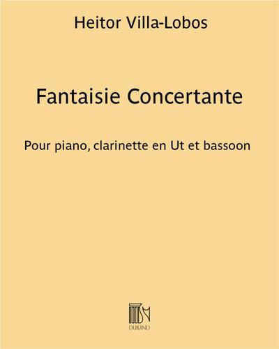 Fantaisie Concertante