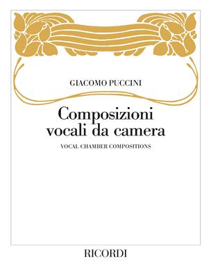 Composizioni vocale da camera