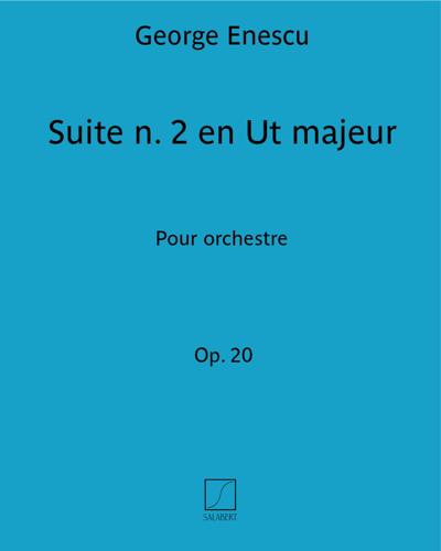 Suite n. 2 en Ut majeur Op. 20