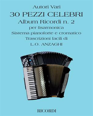30 Pezzi celebri - Album Ricordi n. 2