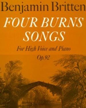 Four Burns Songs
