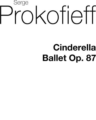 Cinderella, op. 87