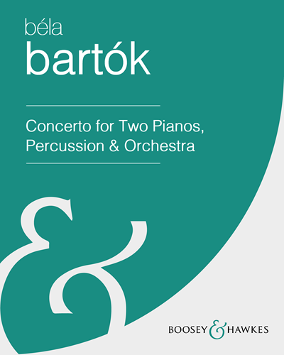 Concerto for Two Pianos, Percussion & Orchestra