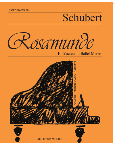 """Entr'acte"" & ""Ballet Music"" (from ""Rosamunde"")"