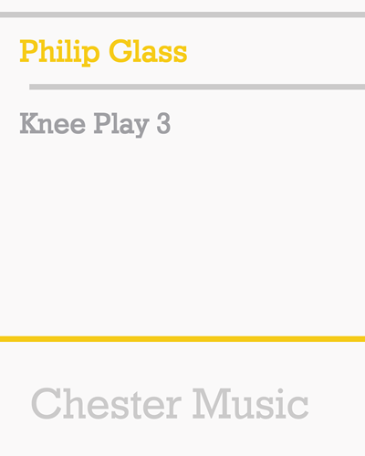 Knee Play 3