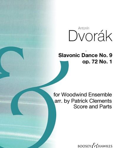 Slavonic Dance No. 9, op. 72/1