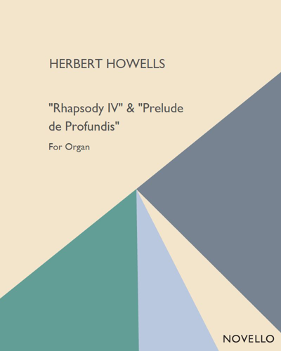 """Rhapsody IV"" & ""Prelude de Profundis"""