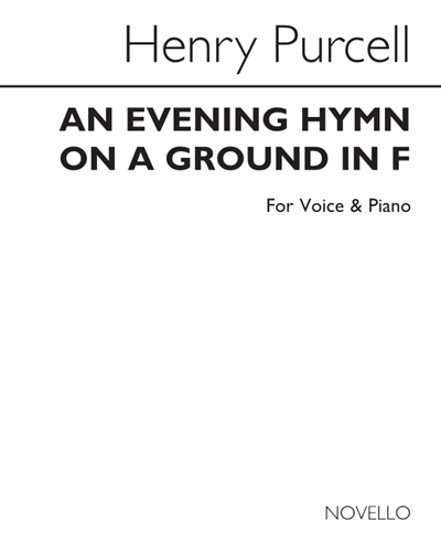 An Evening Hymn on a Ground