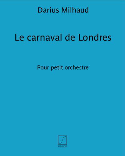 Le carnaval de Londres