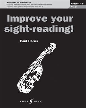 Improve Your Sight-Reading Violin: Grade 8 Extra Stage