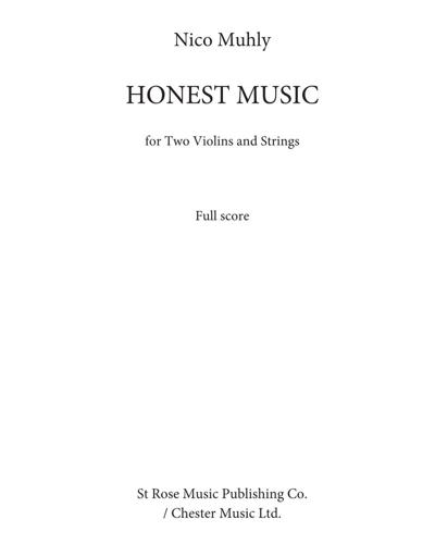 Honest Music