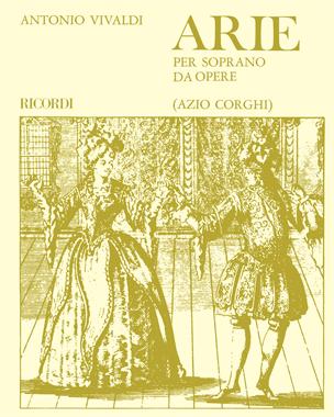 Arie per soprano da opere
