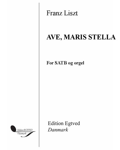 Ave, Maris Stella