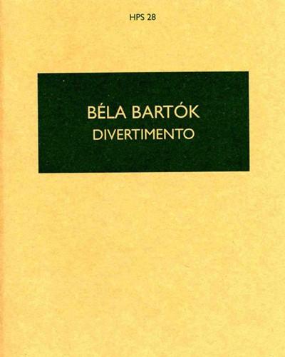Divertimento for Strings, Sz. 113
