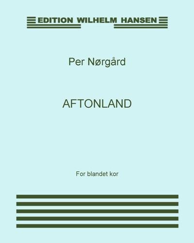 Aftonland