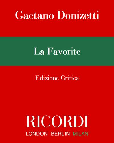 La Favorite - Edizione Critica