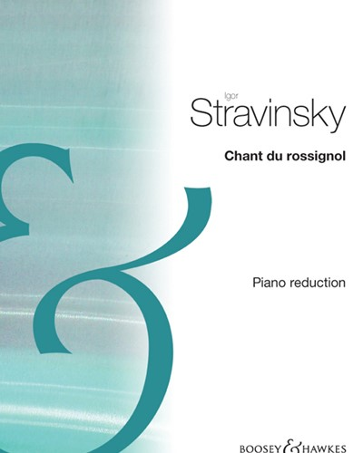 Chant du Rossignol [Piano Reduction Version]