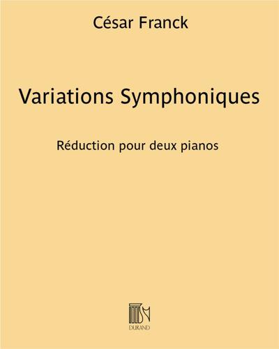 Variations Symphoniques